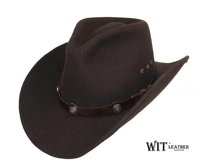 Kapelusz Western